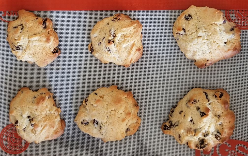 Auntie Cristina's Famour Rock Cakes - Baked And Ready To Eat